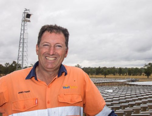 Developer Of $20 million Australian-first Solar Thermal Pilot Plant Predicts Sunny Future Under Turnbull