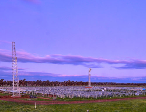 Australia's First Concentrated Solar Thermal Plant Enters Final Stage